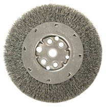 Anderson Brush Narrow Face Crimped Wire Wheels-DM Series