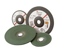 3M Abrasive Green Corps™ Flexible Grinding Wheels