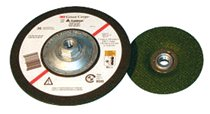 3M Abrasive Green Corps™ Flexible Grinding Wheels (Quick Change)