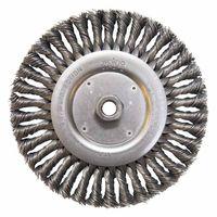 Weiler® Dualife® Standard Twist Knot Wire Wheels