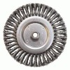 Weiler® Dualife® Standard Twist Knot Wire Wheels