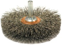 Anderson Brush Crimped Wire Wheels-SSM Series