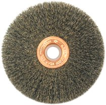 Anderson Brush Small Diameter Wire Wheels-SS Series-Single Sections