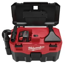 Milwaukee® Electric Tools V18™ Cordless Wet/Dry Vacuums