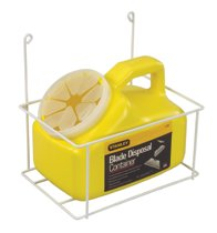Stanley® Blade Disposal Containers