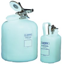 Self-Close Corrosive Containers for Laboratories