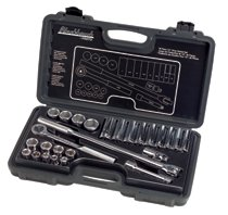 Blackhawk™ 26 Piece Standard Socket Sets