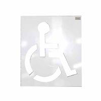 C.H. Hanson® Handicap Symbol Stencils