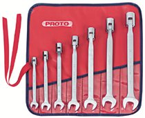 Proto® Torqueplus™ Flex Head Wrench Sets