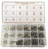 Stainless Steel Set Screw Assortments