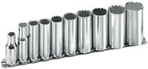 Armstrong Tools 12-Point Deep Socket Sets