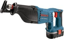 Bosch Power Tools Blue Core™ Cordless Reciprocating Saws