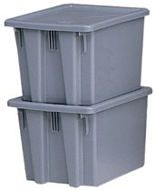 Rubbermaid Commercial Stack and Nest Palletote® Box Lids