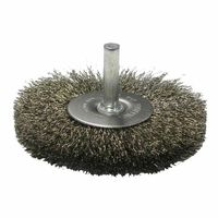 Weiler® Crimped Wire Radial Wheel Brushes