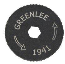 Greenlee® Replacement Blades