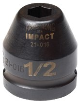 "3/4"" Dr. Standard Impact Sockets"