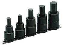 Armstrong Tools Hex Drive Sets
