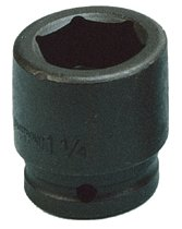 """Armstrong Tools 1 1/2"""" Dr. Impact Sockets"""