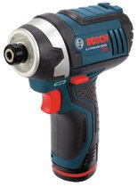 Bosch Power Tools Litheon™ Impactor™ Cordless Fastening Drivers