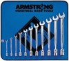 Armstrong Tools 12-Point Flex Head Wrench Sets