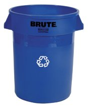 Rubbermaid Commercial Brute® Recycling Containers