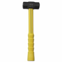 Nupla Blacksmith's Double-Face Steel-Head Ergo-Power Sledge Hammer