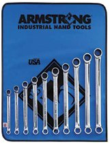 Armstrong Tools 12-Point Geared Box Wrench Sets