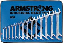Armstrong Tools Open End Angle Wrench Sets