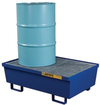 Steel Spill Control Pallets