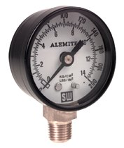 Alemite® Air Pressure Gauges