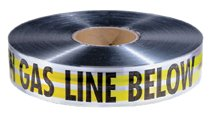 DETECTABLE SAFETY TAPES