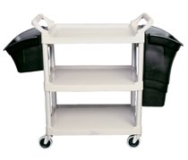 Rubbermaid Commercial Utility/Service Carts