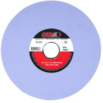 CGW Abrasives AZ Cool Blue Surface Grinding Wheels