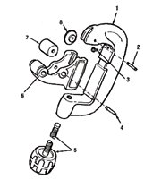 Ridgid® 392 Tubing Cutter Rolls