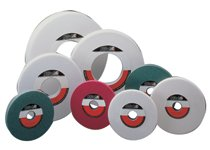 CGW Abrasives White Aluminum Oxide Surface Grinding Wheels