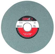 CGW Abrasives Green Silicon Carbide Surface Grinding Wheels