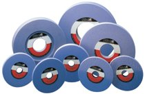 CGW Abrasives Ruby Aluminum Oxide Surface Grinding Wheels