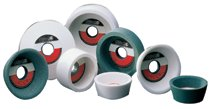 CGW Abrasives Tool & Cutter Wheels, White Aluminum Oxide