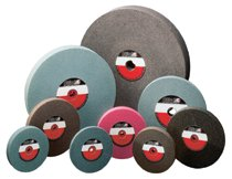 CGW Abrasives Bench Wheels, Brown Alum Oxide, Carton Pack