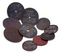 CGW Abrasives Type 1 Cut-Off Wheels, Air & Electric Die Grinders