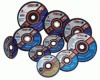 CGW Abrasives Quickie Cut™ Contaminate Free Cut-Off Wheels