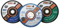 CGW Abrasives Type 1 Cut-Off Wheels, Circular Saws
