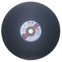 CGW Abrasives Type 1 Cut-Off Wheels, Stationary Saws