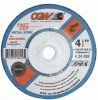 CGW Abrasives Fast Cut - Type 27 Depressed Center Wheels