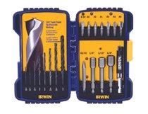 Irwin® HSS Drill/Drive Bit Sets