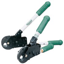 Greenlee® Ratchet Cable Cutter Head Units