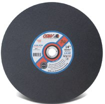 CGW Abrasives Fast Cut Type 1 Cut-Off Wheels, Stationary Saws