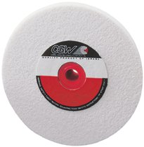 CGW Abrasives Premium Grain Bench Wheels