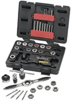 GearWrench® 40 Pc. Tap & Die Drive Tool Sets