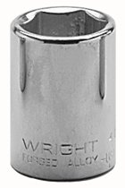 "Wright Tool 1/2"" Dr. Standard Sockets"